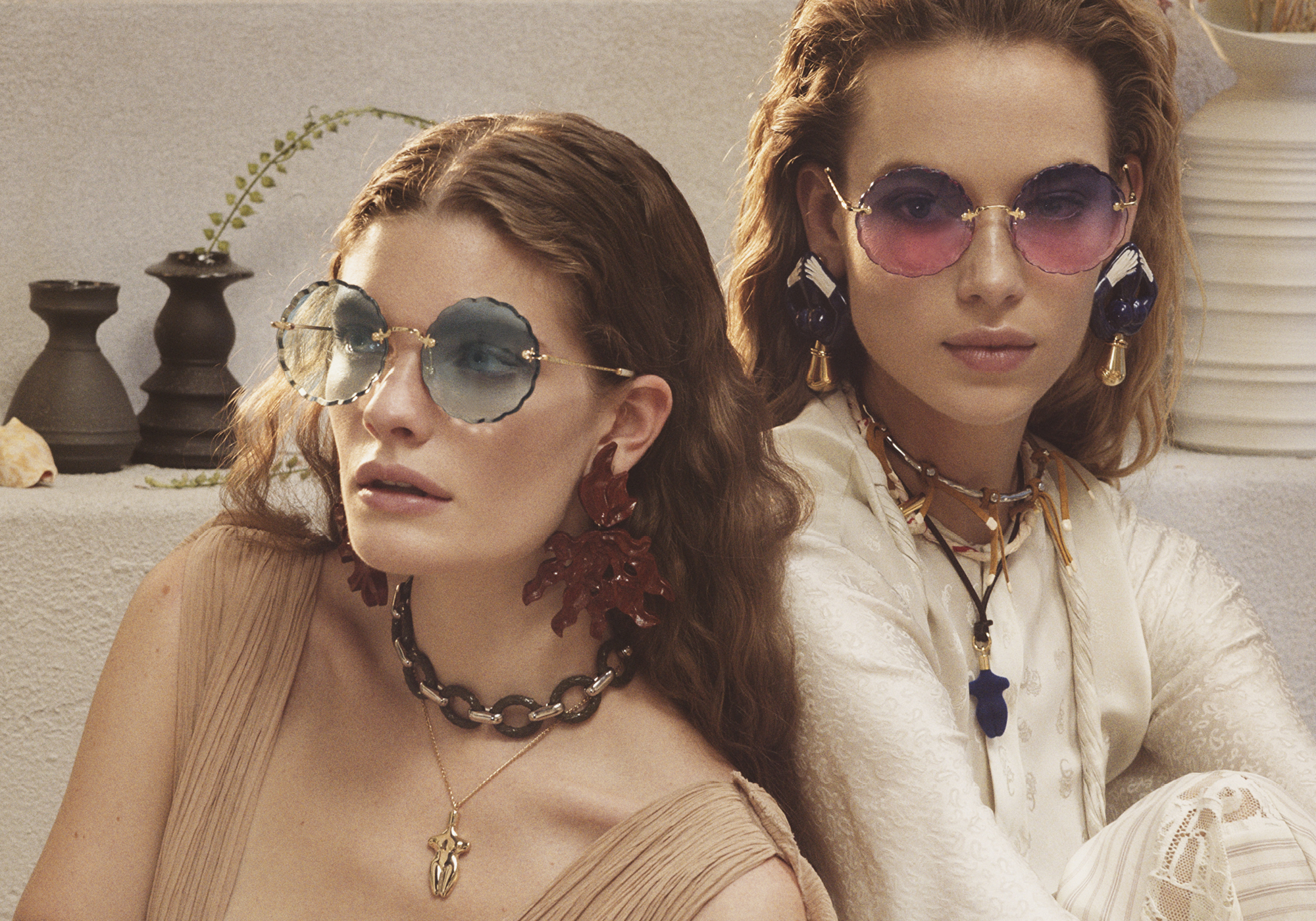 Chloe Eyewear 2019 collection